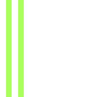 線を2本並べる